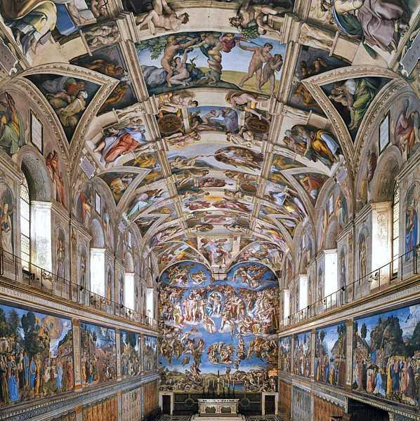michelangelo-sistine-chapel