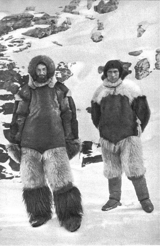Freuchen and Rasmussen