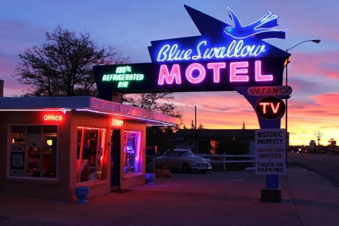New Mexico Motel