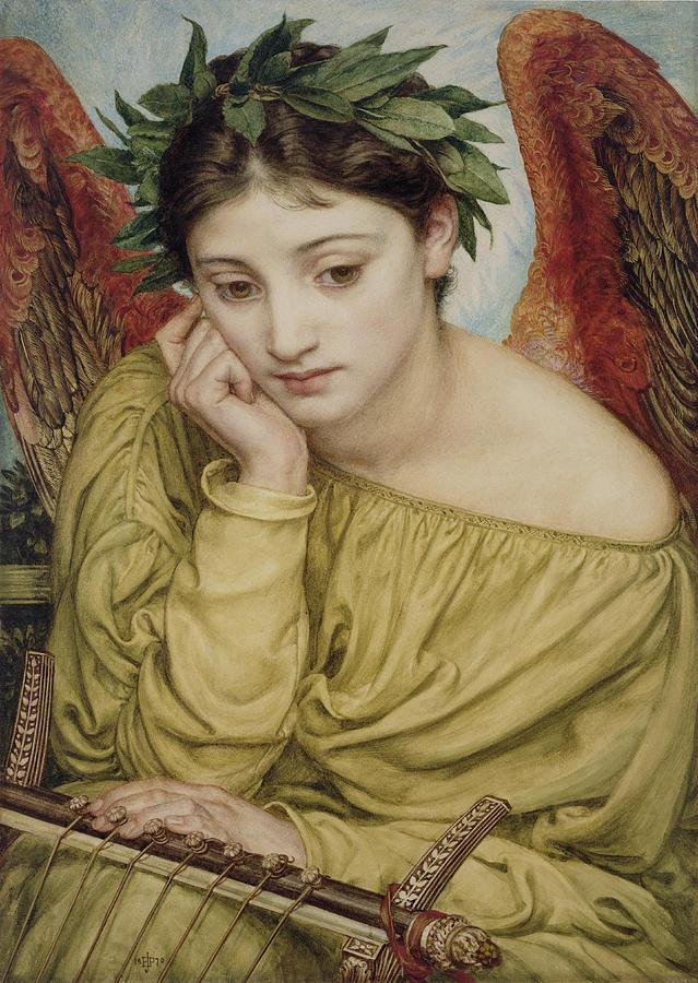 erato-muse-of-poetry-1870-sir-edward-john-poynter