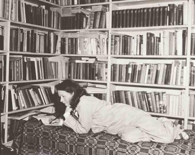 Millay_library